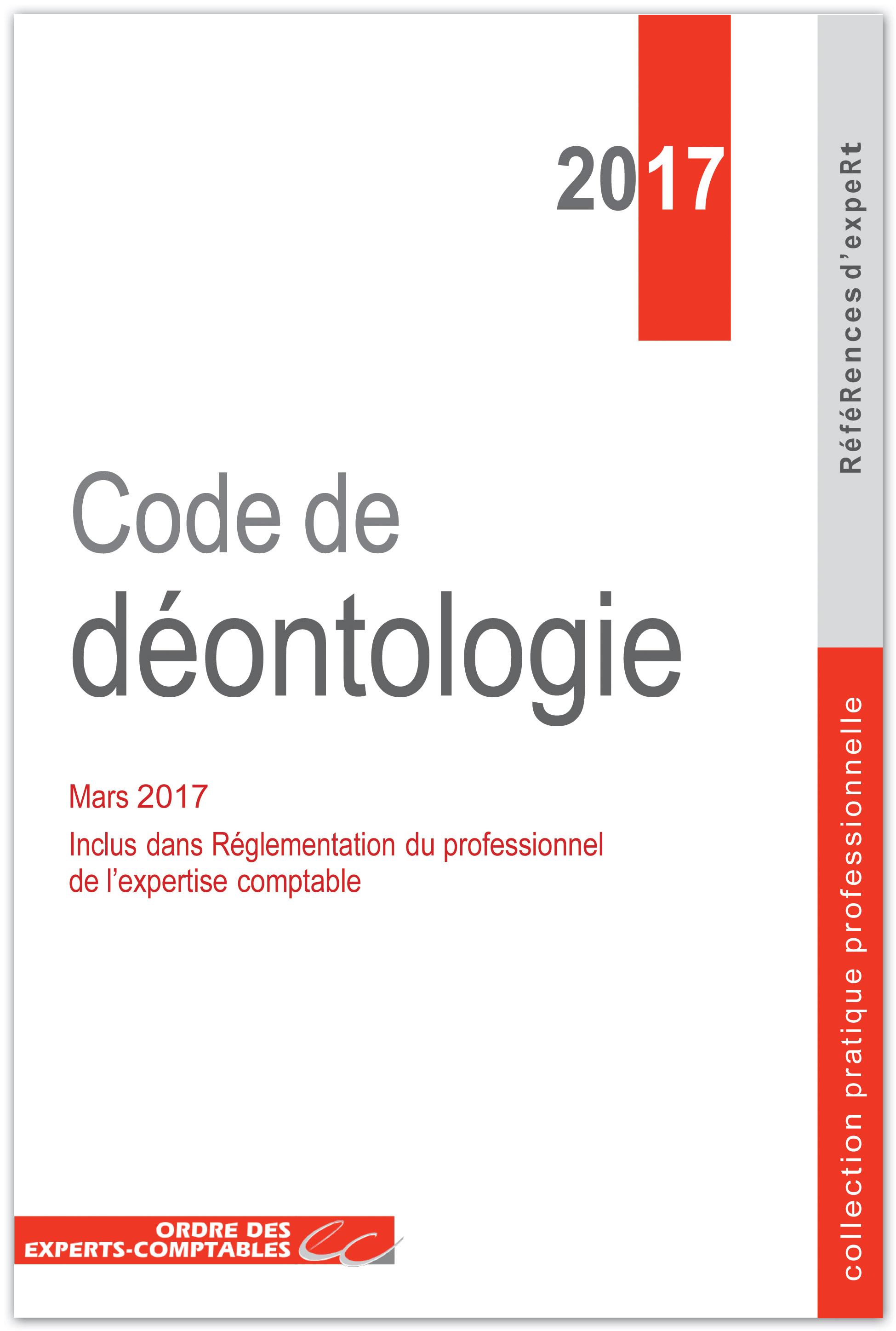 code-de-déontologie